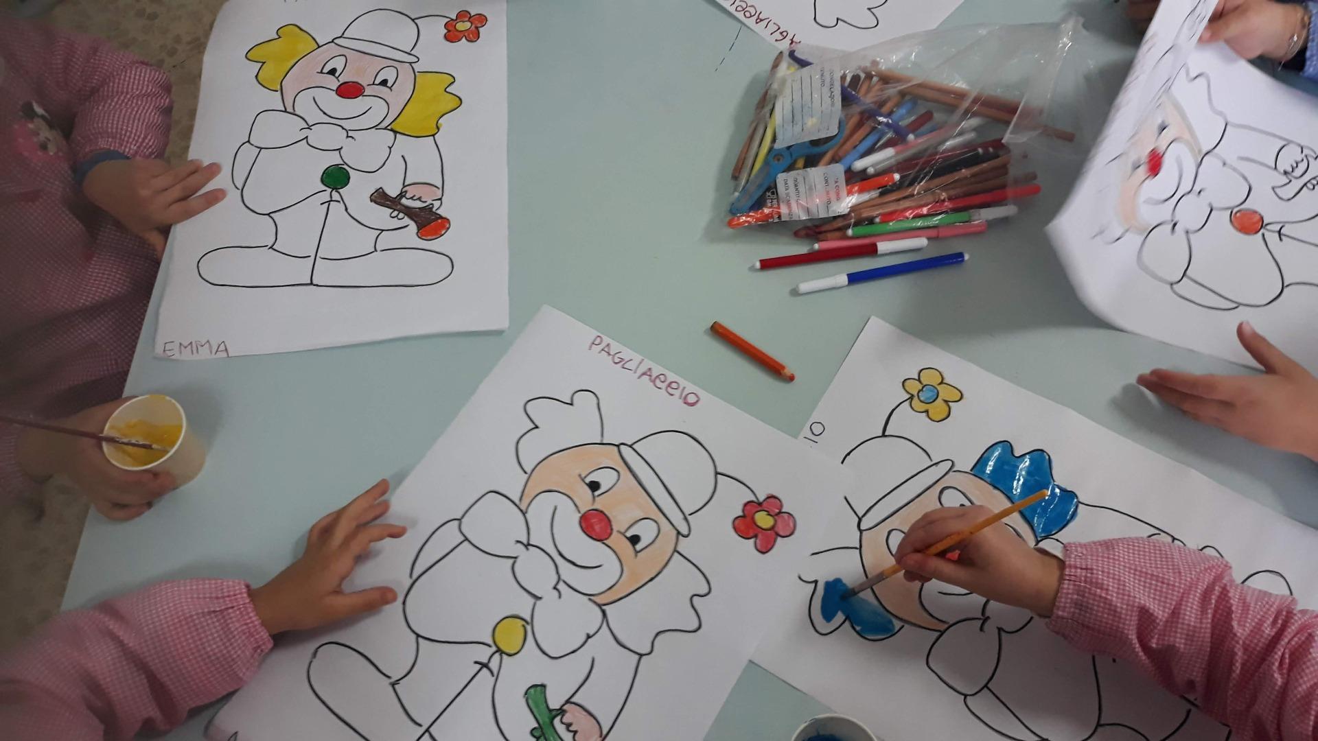 Carnevale 2021 Scuola dell'infanzia