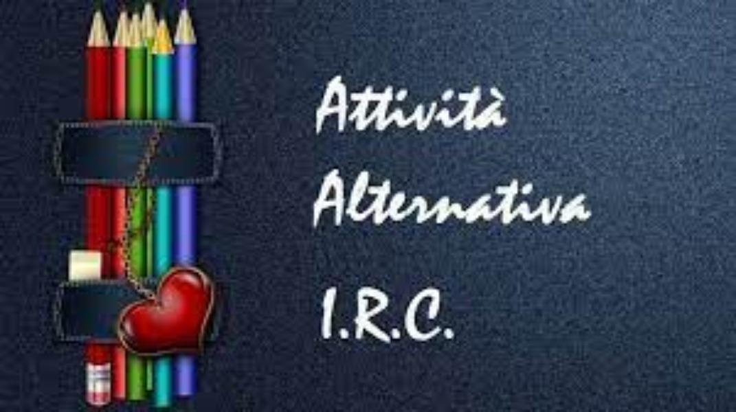 Circolare scelta attività alternativa alla rel...